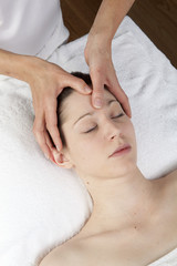 massage ayuvédique du visage