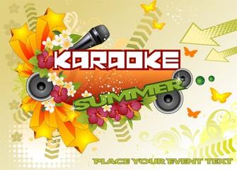 karaoke summer