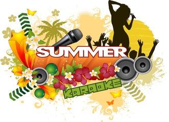 Summer one karaoke