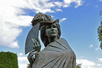 Kaiserin Elisabeth Denkmal, Genf