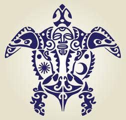 maori tartaruga delfini manta