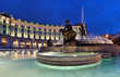 Fontana delle Naiadi, Piazza Esedra, Roma