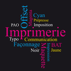 imprimerie, communication