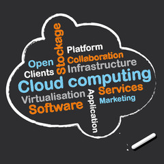 cloud computing, mots