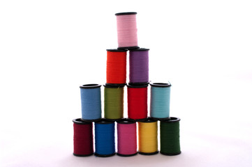 Pyramid of Thread