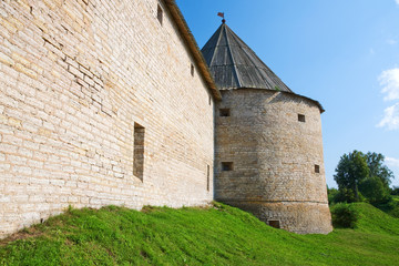 Климентовская башня Старая Ладога