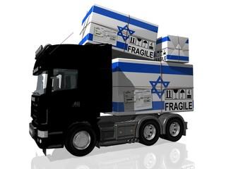 SPEDIZIONE ISRAELE