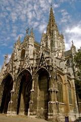 Église Saint Maclou, Rouen