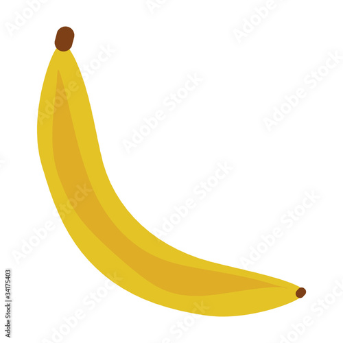 comment dessiner une banane