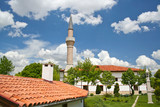 mosque in the center of Konya poster