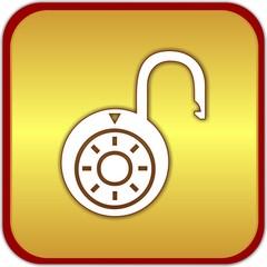 bouton cadenas