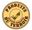 """Label """"produits du terroir, qualité garantie"""""""