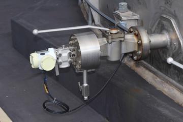 tank pressure transmitter