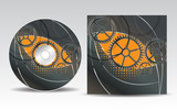 CD cover design template_13