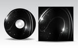 CD cover design template_14