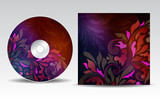 CD cover design template_15