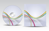 CD cover design template_20