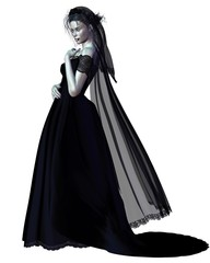 Gothic Bride - 1