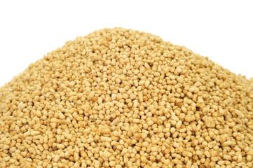 soy lecithin granules