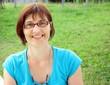 portrait femme souriante - 34193085