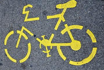 vélo...piste cyclable