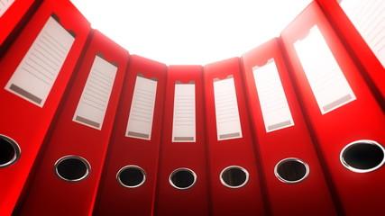 Office Binders Circle (Loop)