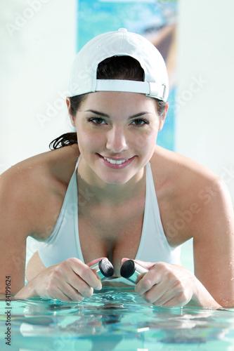 Fototapeten,wasser,water gymnastics,aktion,betätigung