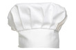 canvas print picture - Chefs hat isolated