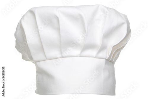 Chefs hat isolated - 34202433