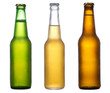 different bottles of beer