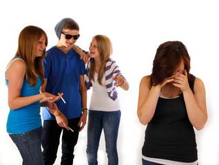 0711 auslachen weinen teenager