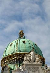 Austrian Parlament in Vienna