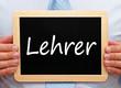 Lehrer - Bildung und Lernen