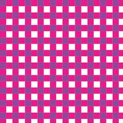 Karomuster Pink