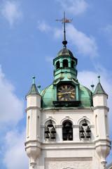 Rathausturm in Verden (Aller=