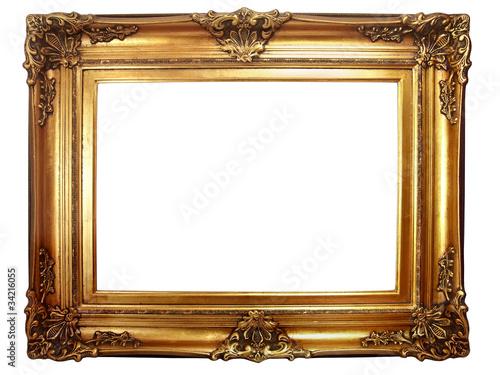 quot cadre ancien baroque dor 233 quot photo libre de droits sur la banque d images fotolia image