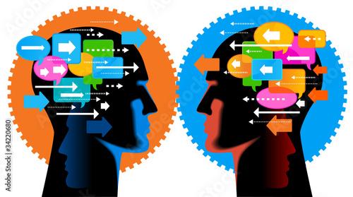 Communication-person