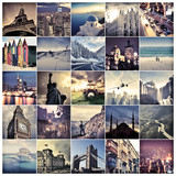Fototapety Places in the world