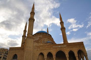 Mohammad Al-Amin Mosque; Beirut; Lebanon.