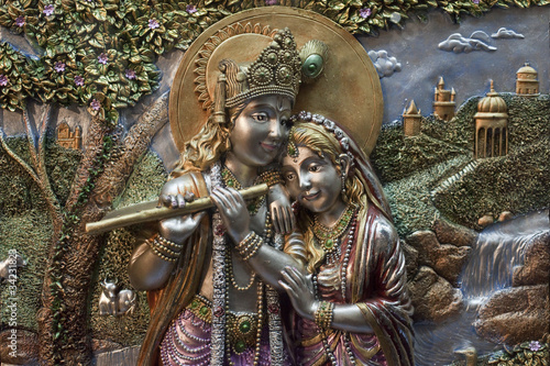 Radha, Krishna - 34231823