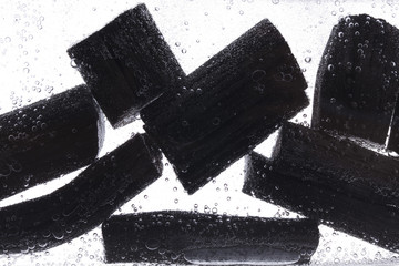 炭を使った水質浄化