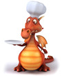 Dragon chef