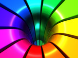 Colorful abstract design background - 34237267