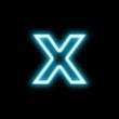 x,アルファベット、小文字