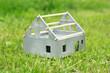 Haus im Gras