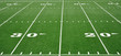 Twenty and Thirty Yard Line on American Football Field - 34249698