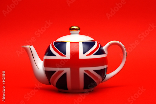 British teapot - 34251861