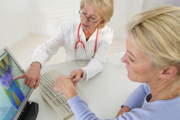 Chirurgie de la main-consultation