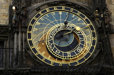 Prague astrological Clock