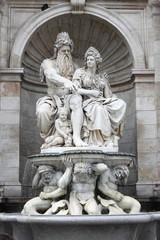 Franz Josef I statue